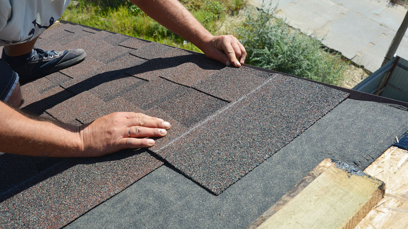 construction roofing shingles